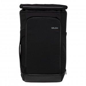 Salzen Triplete Travelbag phantom black backpack