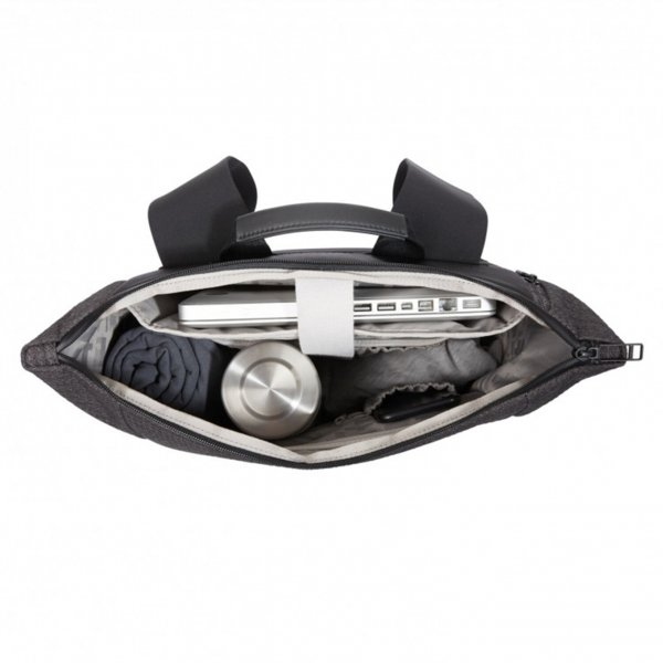 Salzen Vertiplorer Plain Backpack ash grey backpack van Polyester