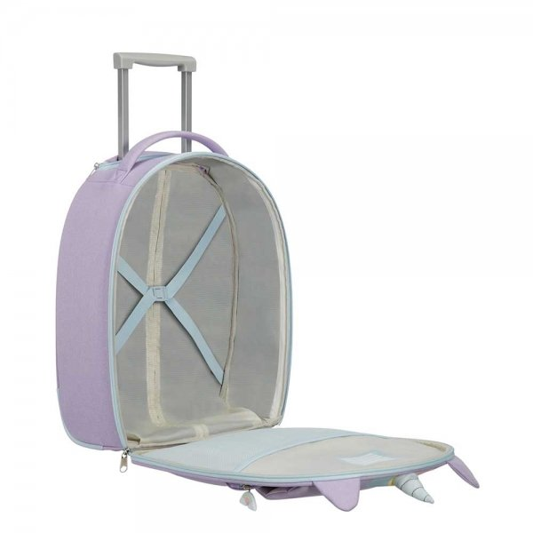 Sammies by Samsonite Happy Sammies Upright 45 unicorn lily Lichtgewicht koffer van