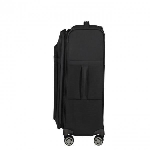 Samsonite Airea Spinner 67 Exp black Zachte koffer