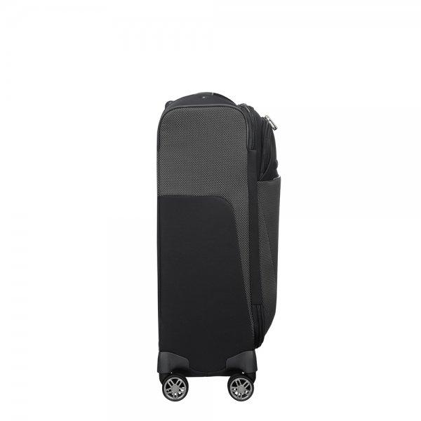 Samsonite B-Lite Icon Spinner 55 Length 35 black Zachte koffer van Polyester