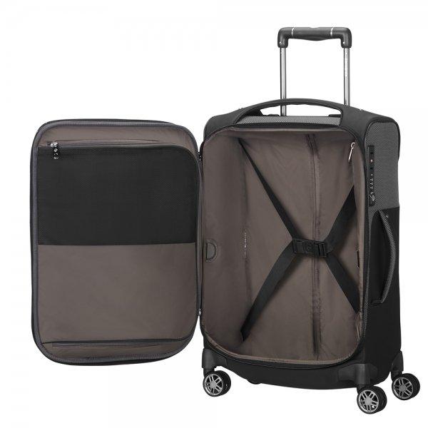 Samsonite B-Lite Icon Spinner 55 Length 35 black Zachte koffer