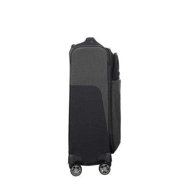 Samsonite B-Lite Icon Spinner 55 Length 40 black Zachte koffer van Polyester