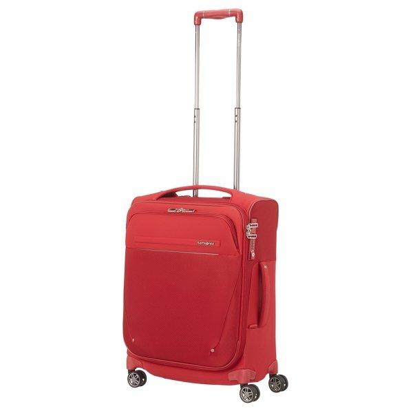 Samsonite B-Lite Icon Spinner 55 Length 40 red Zachte koffer