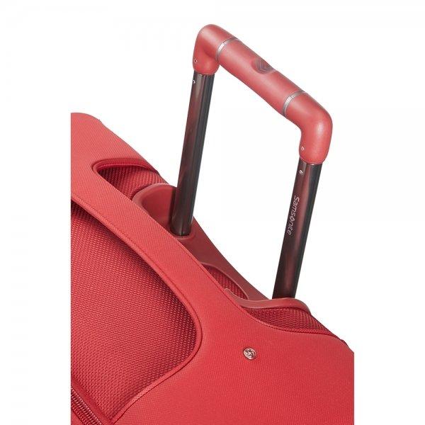 Samsonite B-Lite Icon Spinner 63 Expandable red Zachte koffer