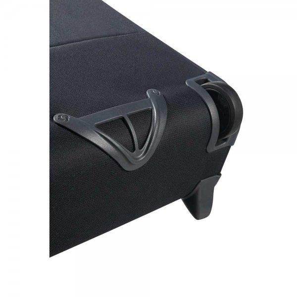 Samsonite Base Boost Upright 55 Lenght 40 black Zachte koffer