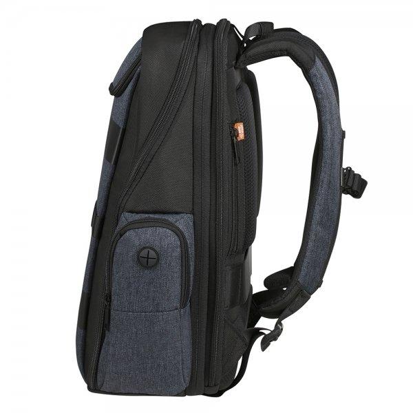 Samsonite Bleisure Backpack 15.6'' Exp Daytrip dark blue backpack