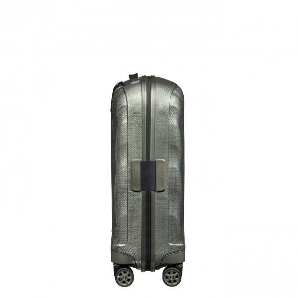 Harde koffers van Samsonite