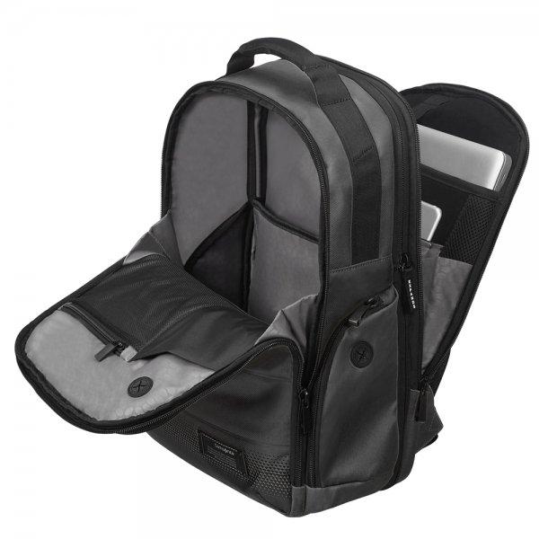 Samsonite Cityvibe 2.0 Laptop Backpack 15.6'' jet black backpack van Nylon