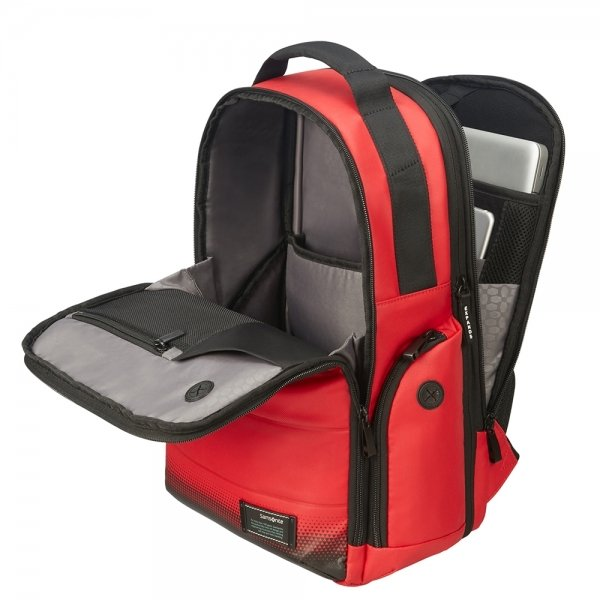 Samsonite Cityvibe 2.0 Laptop Backpack 15.6'' lava red backpack van Nylon