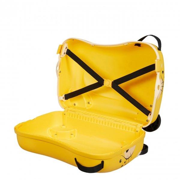 Samsonite Dream Rider Suitcase cheetah c. Kinderkoffer van Polypropyleen