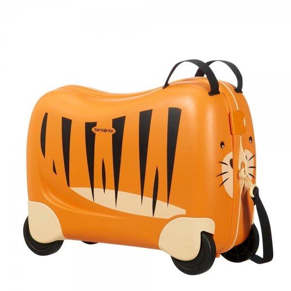 Samsonite Dream Rider Suitcase tiger toby Kinderkoffer van Polypropyleen