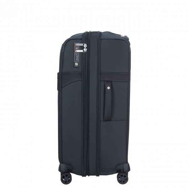 Samsonite Duopack Spinner 67 Exp 2 Frame blue Zachte koffer