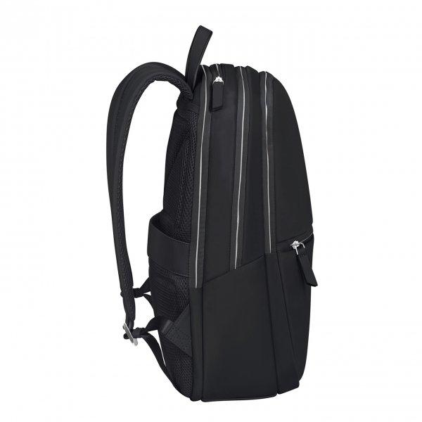 Samsonite Eco Wave Backpack 15.6'' black backpack van Polyester