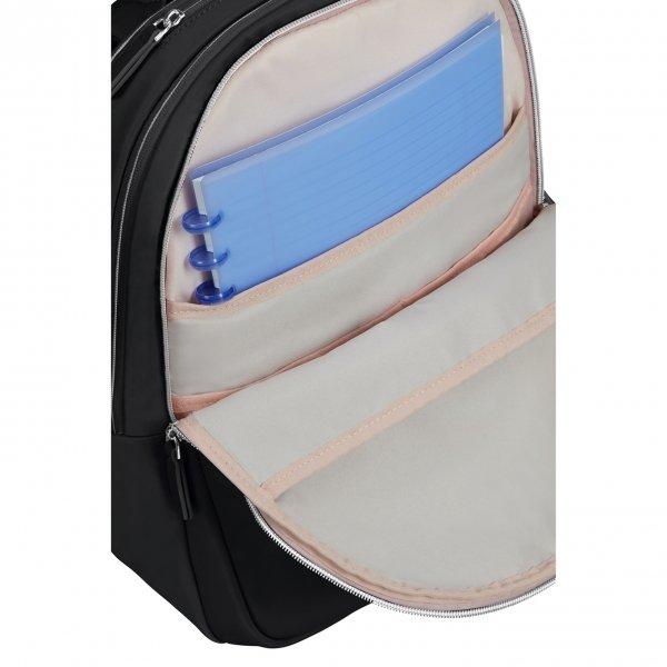Samsonite Eco Wave Backpack 15.6'' black backpack