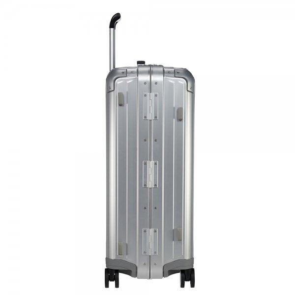 Samsonite Lite-Box Alu Spinner 69 aluminium Harde Koffer van Aluminium