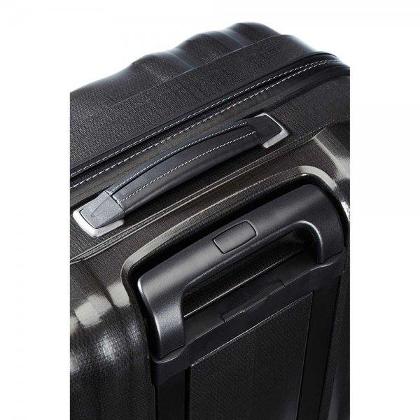 Samsonite Lite-Cube DLX Spinner 55 eclipse grey Harde Koffer