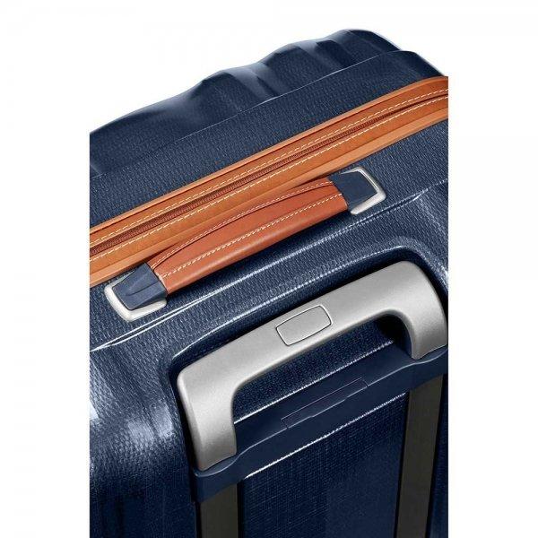 Samsonite Lite-Cube DLX Spinner 82 midnight blue Harde Koffer