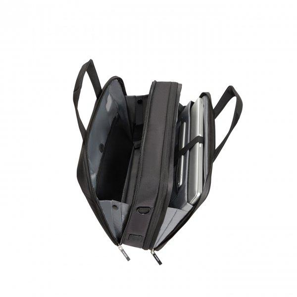 Samsonite Litepoint Bailhandle 15.6'' Exp black