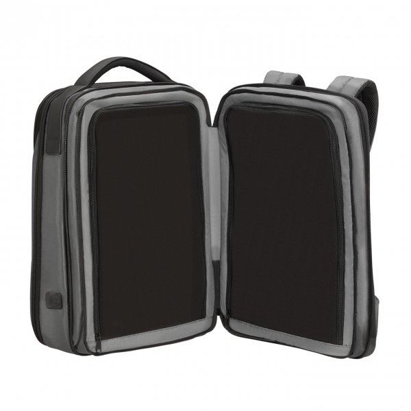 Samsonite Litepoint Laptop Backpack 17.3'' Exp grey backpack