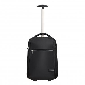 Samsonite Litepoint Laptop Backpack/Wheels 17.3'' black Trolley