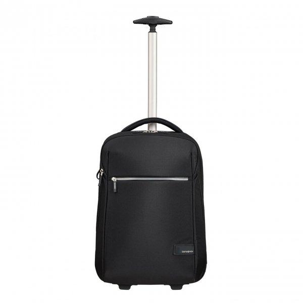 Samsonite Litepoint Laptop Backpack/Wheels 17.3'' black Trolley