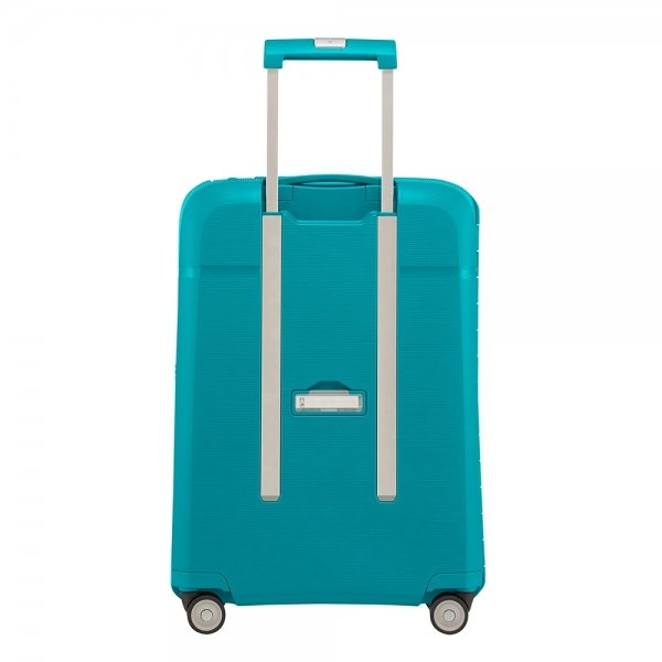 Samsonite Magnum Spinner 55 caribbean blue Harde Koffer