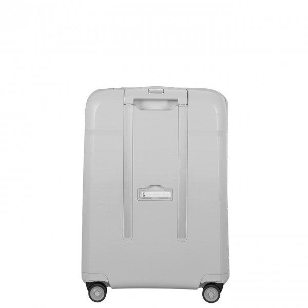 Samsonite Magnum Spinner 55 light grey Harde Koffer van Polypropyleen