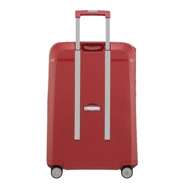 Samsonite Magnum Spinner 69 rust red Harde Koffer