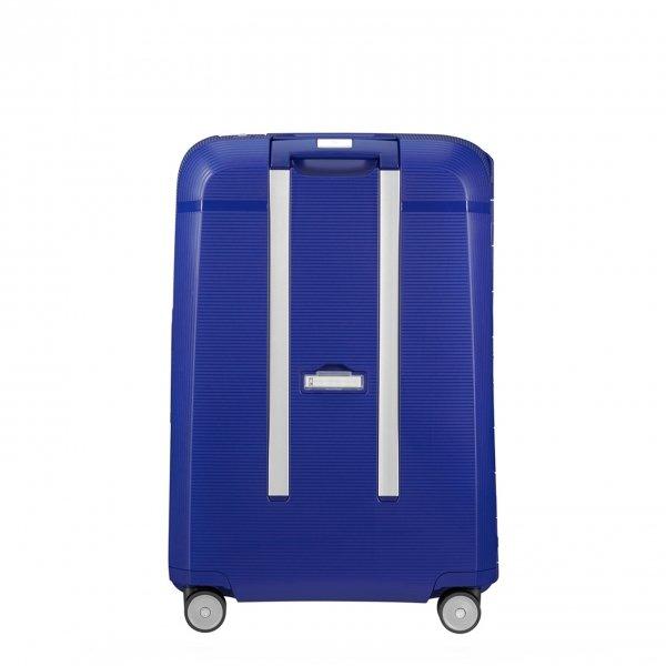 Samsonite Magnum Spinner 75 cobalt blue Harde Koffer