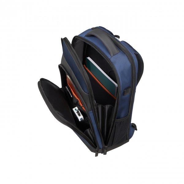 Samsonite Mysight Backpack 14.1'' blue backpack van Gerecycled