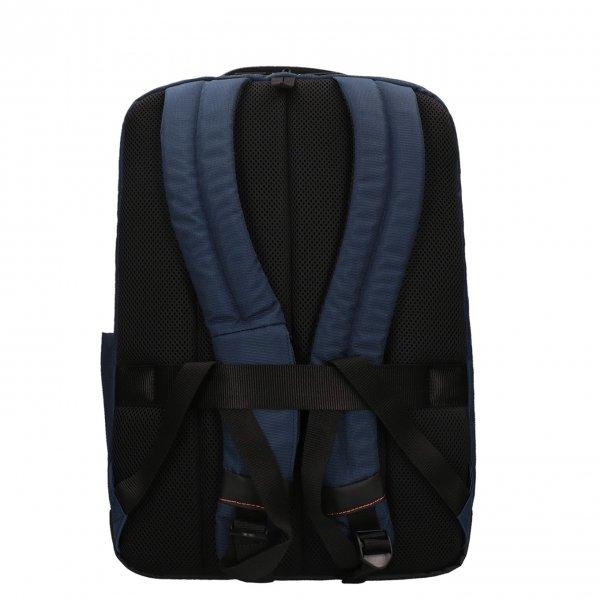 Samsonite Mysight Backpack 17.3'' blue backpack van Gerecycled