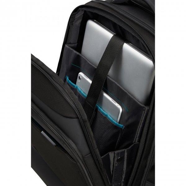 Samsonite Mysight Backpack Wheels 17.3'' blue backpack van Gerecycled