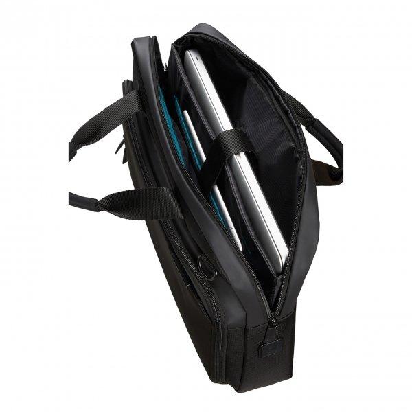 Samsonite Mysight Laptop Bag 14.1'' black van Gerecycled
