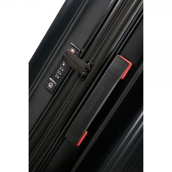 Samsonite Neopulse Spinner 55 matte black Harde Koffer