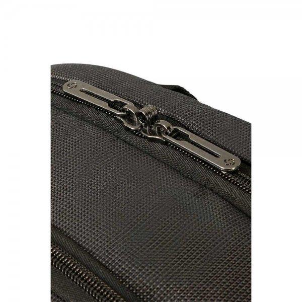 "Samsonite Network 3 Laptop Backpack 15.6"" charcoal black backpack van Polyester"