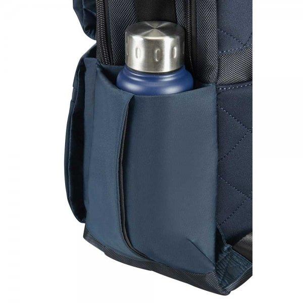"""Samsonite Openroad Laptop Backpack 15.6"""" space blue backpack van Nylon"""