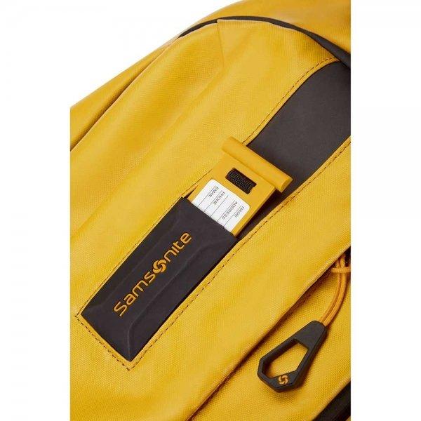 Samsonite Paradiver Light Backpack M yellow van Polyester