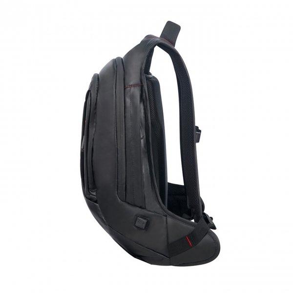 Samsonite Paradiver Light Laptop Backpack L + Powerbank black backpack van Polyester