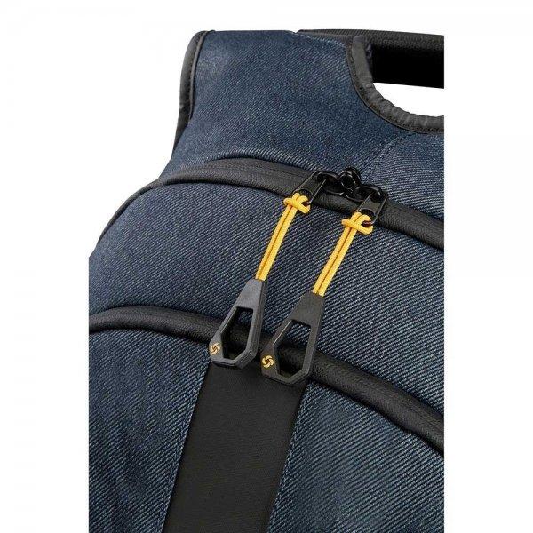 Samsonite Paradiver Light Laptop Backpack L jeans blue backpack van Polyester