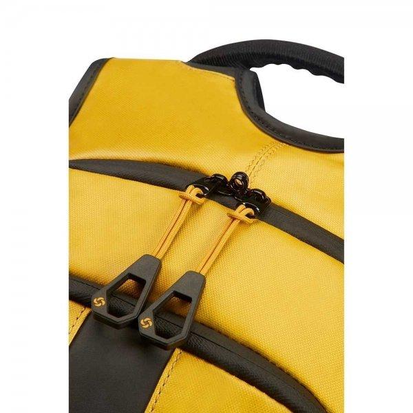Samsonite Paradiver Light Laptop Backpack L yellow backpack van Polyester