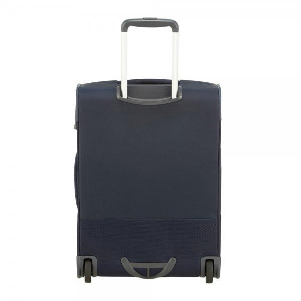 Samsonite Popsoda Upright 55 dark blue Zachte koffer