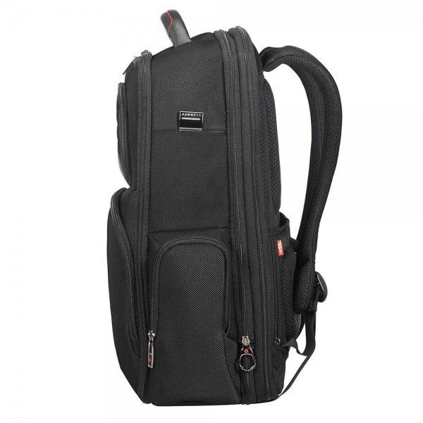 Samsonite Pro-DLX 5 Laptop Backpack 17.3'' Expandable black backpack van Nylon
