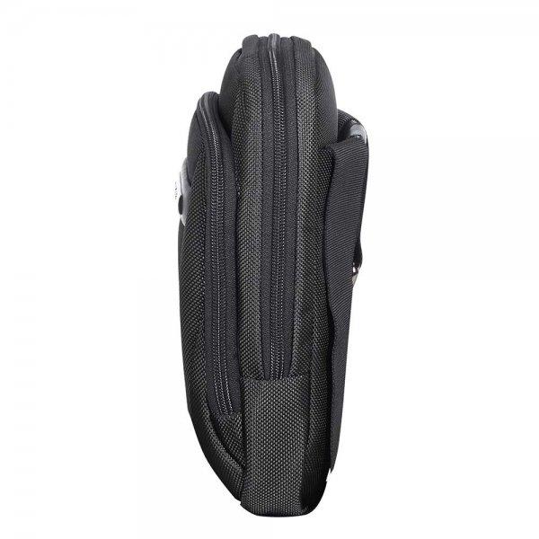 Samsonite Pro-DLX 5 Tablet Crossover 7.9'' black2 Herentas van Nylon