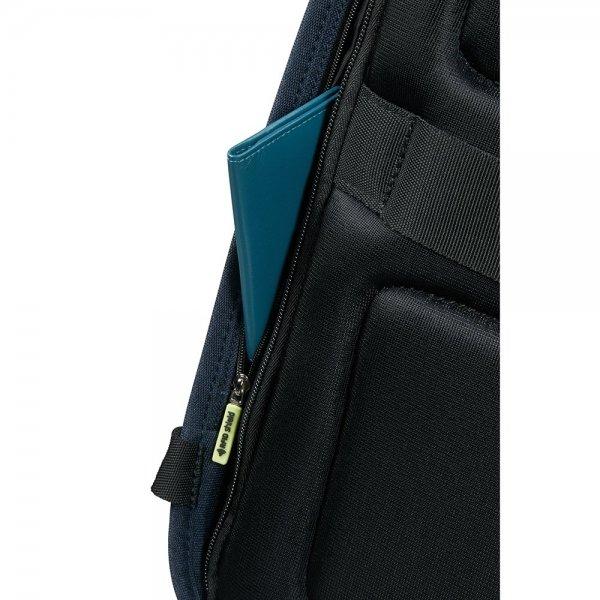 Samsonite Securipak Laptop Backpack 15.6'' eclipse blue backpack