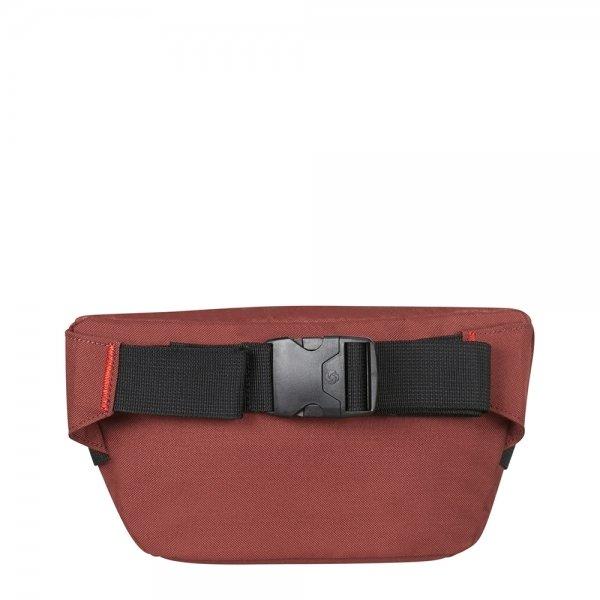 Samsonite Sonora Belt Bag barn red Damestas van Polyester