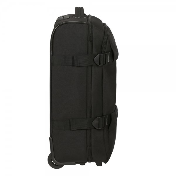 Samsonite Sonora Duffle/Wheels 55 black Handbagage koffer Trolley van Polyester