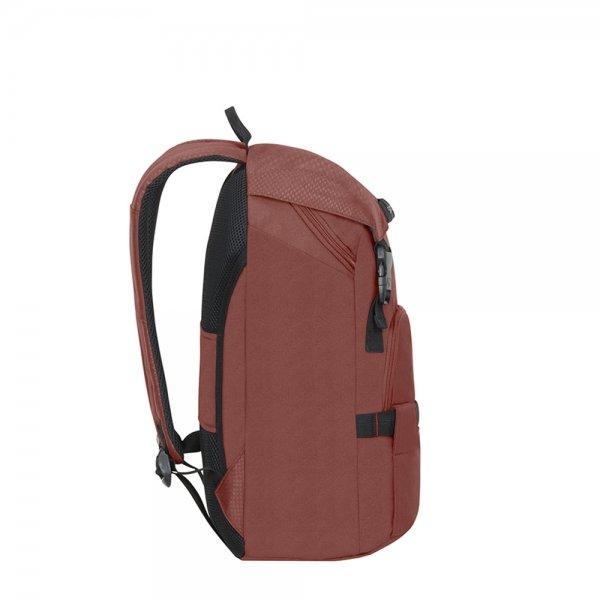 Samsonite Sonora Laptop Backpack M barn red backpack van Polyester