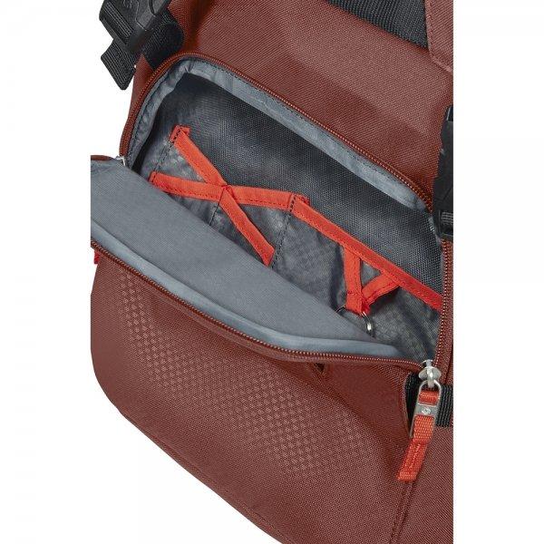 Samsonite Sonora Laptop Backpack M barn red backpack