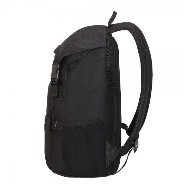 Samsonite Sonora Laptop Backpack M black backpack van Polyester